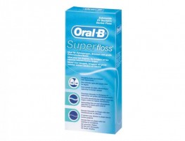 ORAL-B Superfloss Zahnseide