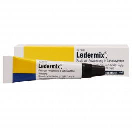 Ledermix Paste Tube 5g