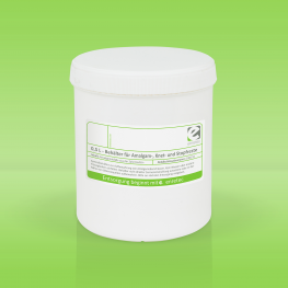 Abfallsammelbehälter für Amalgamreste (Knet- und Stopfreste), 0,5 L