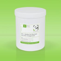 Abfallsammelbehälter für Filtersiebe, 2 L