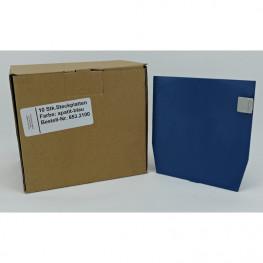 MASTERspace Pckg. 10 Steckplatten apatit blau KaVo