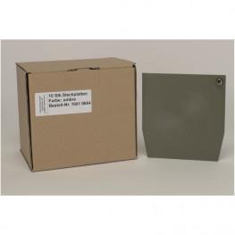 ERGOspace Pckg. 10 Steckplatten umbra, 137x142mm KaVo