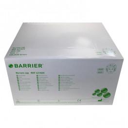 BARRIER® OP-Haube Annie Packung 150 Stück grün Mölnlycke Health Care