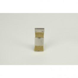 Schiebebürste Stück Stärke 0,10 mm Becht
