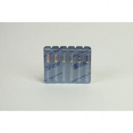 C-Pilot™ (Edelstahl), Sortiment ISO 06-10 25 mm