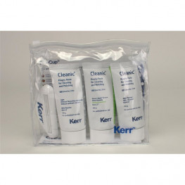 Cleanic® Kit 3 x 100 g Kerr