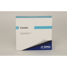 Constic 2x2g A3, 20 brushes, 20 Tips, Pinselhal. DMG