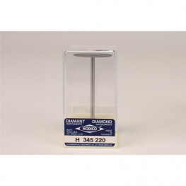 Diaflex® St. Scheibe ISO 220, H345, DS 0,3mm Horico