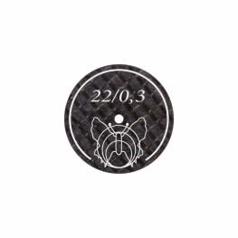 DIATRENN 22x0,3mm High-End Trennscheiben gewebeverstärkt