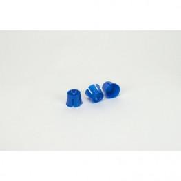 Einmal-Dappenbehälter Kunststoff blau