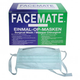 FACEMATE® Spenderbox 50 St. grün Unigloves