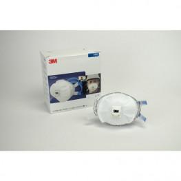 Feinstaub- und Atemschutzmasken Pckg. 5 St. 3M