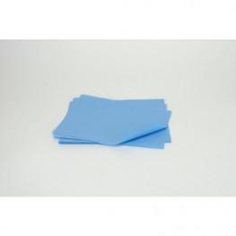 Filterpapier 18x28cm blau 250 Stk