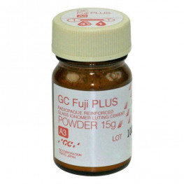 GC Fuji PLUS Pckg. 15 g Pulver A3 GC