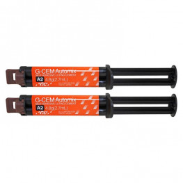 GC G-CEM LinkAce™ Packung 2 x 4,6 g Spritzen A2 GC
