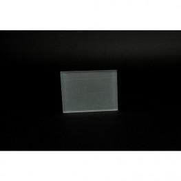 Glasplatten einseitg matt. St