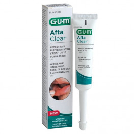 GUM AftaClear Gel Tube