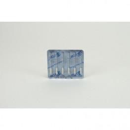 STERILE Hedstroem Feilen 6 Stück 21mm ISO 015 VDW