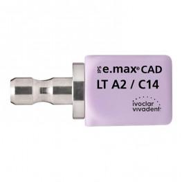 IPS e.max CAD CEREC Inlab LT A2 C14 5St
