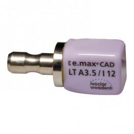 IPS e.max CAD CEREC Inlab LT A3,5 I12 5St