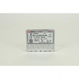 STERILE K-Bohrer Blister 6 Stück 25mm ISO 080 VDW