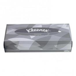 KLEENEX Kosmetiktücher 2-Lg weiß