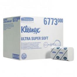 KLEENEX ULTRA SUPER SOFT Handtücher  3-Lag.6773 Krt