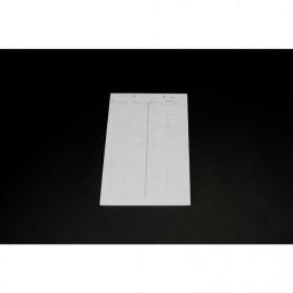 Krankenblatt C Block 100 Stück weiß Spitta Verlag
