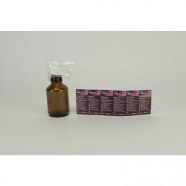 Braunglasflaschen leer (80ml)