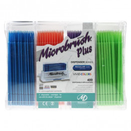 Microbrush Plus Applikatoren 4x100 St
