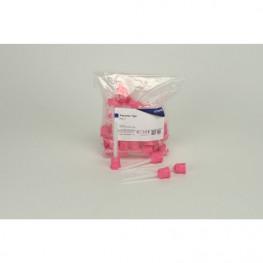 O-Bite Mischkanülen Pckg. 50 Stück pink 1:1 DMG
