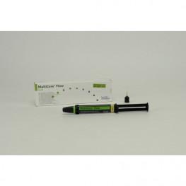 MultiCore® Flow Pckg. 10 g Spritze hell, Zub. Ivoclar Vivadent