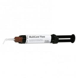 MultiCore® Flow Pckg. 10 g Spritze weiß, Zub. Ivoclar Vivadent
