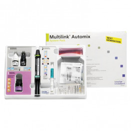 Multilink® Automix System Kit yellow Ivoclar Vivadent