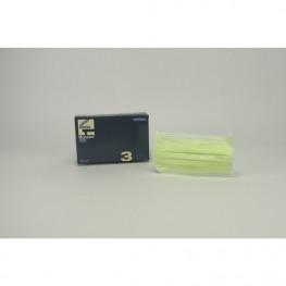 Monoart Mundschutz Protection 3 Cedro Zorro m. Band 50St