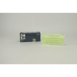 Monoart Mundschutz Protection 3 Cedro Zorro mit Gummi