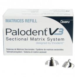 Palodent® V3 Teilmatrizensystem Pckg. 50 Matrizen 7,5 mm Dentsply Sirona