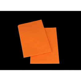 Monoart® Patientenservietten TOWEL UP Pckg. 500 St. orange EURONDA