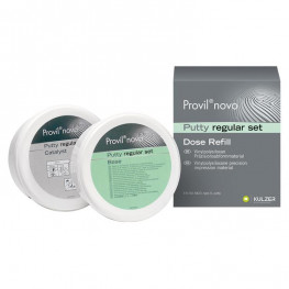 Provil® novo Putty Packung Putty regular Kulzer