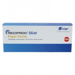 RECIPROC® blue Papierspitzen Pckg. 180 Stück ISO 040 VDW