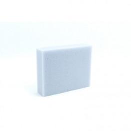 Schaumstoffschwamm grau St