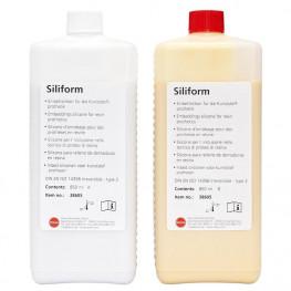 Siliform 2 x 1 kg Flaschen (A, B) Dreve Dentamid