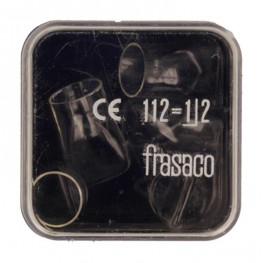 Strip-Kronen Klar Packung 5 Stück Nr. 112 Frasaco