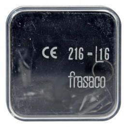 Strip-Kronen Klar Packung 5 Stück Nr. 216 Frasaco