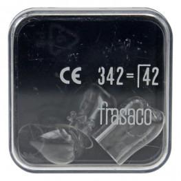 Strip-Kronen Klar Packung 5 Stück Nr. 342 Frasaco