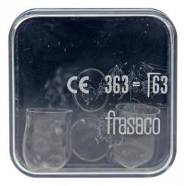 Strip-Kronen Klar Packung 5 Stück Nr. 363 Frasaco