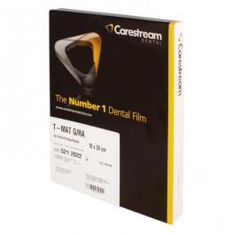 T-MAT G/RA Film Pckg. 50 Blatt 18x24cm CARESTREAM DENTAL