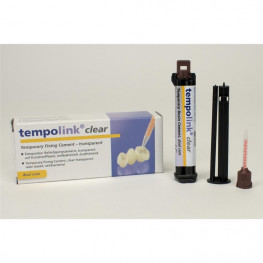 tempolink® clear Standardpckg. 5ml Kartusche DETAX