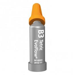 Tetric® EvoFlow Pckg. 20x0,2g Cavifils B3 Ivoclar Vivadent