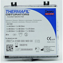 THERMAFIL® Obturatoren Kit Thermafill Anterior Dentsply Sirona